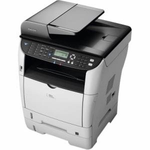 Ricoh Aficio SP 3500SF Laser Multifunction Printer - Monochrome - Pla