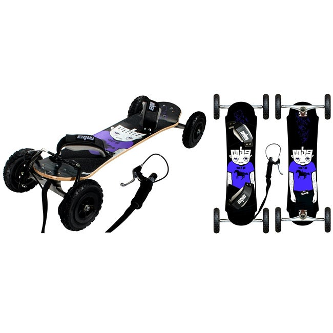 MBS Colt 80X Mountainboard