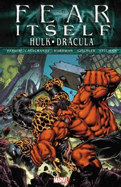Fear Itself: Hulk/Dracula (Paperback)