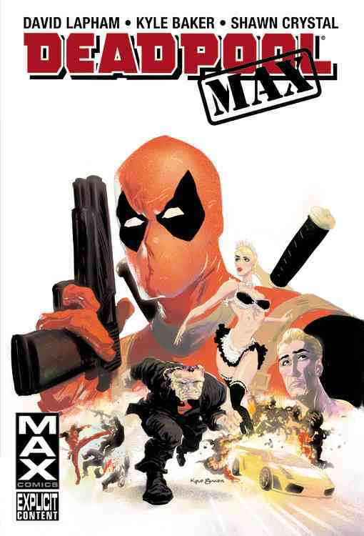 Deadpool Max: Second Cut (Hardcover)
