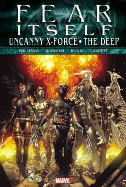 Fear Itself: Uncanny X-Force/The Deep (Paperback)