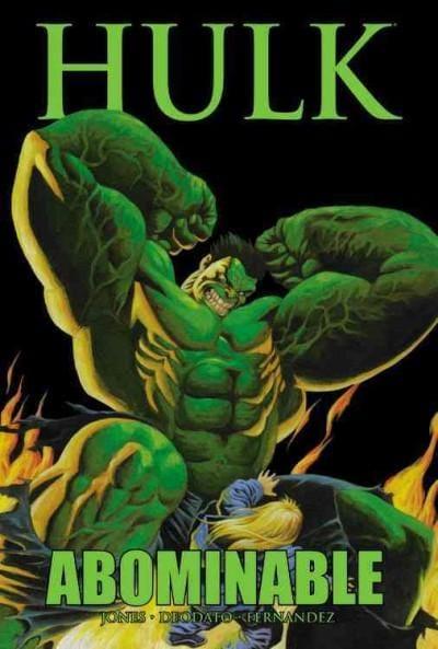 Hulk: Abominable (Hardcover)