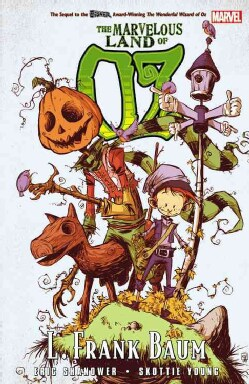 Oz: The Marvelous Land of Oz (Paperback)