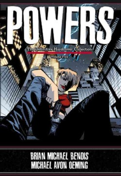 Powers the Definitive Collection 5 (Hardcover)