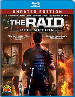 The Raid: Redemption (Blu-ray Disc)