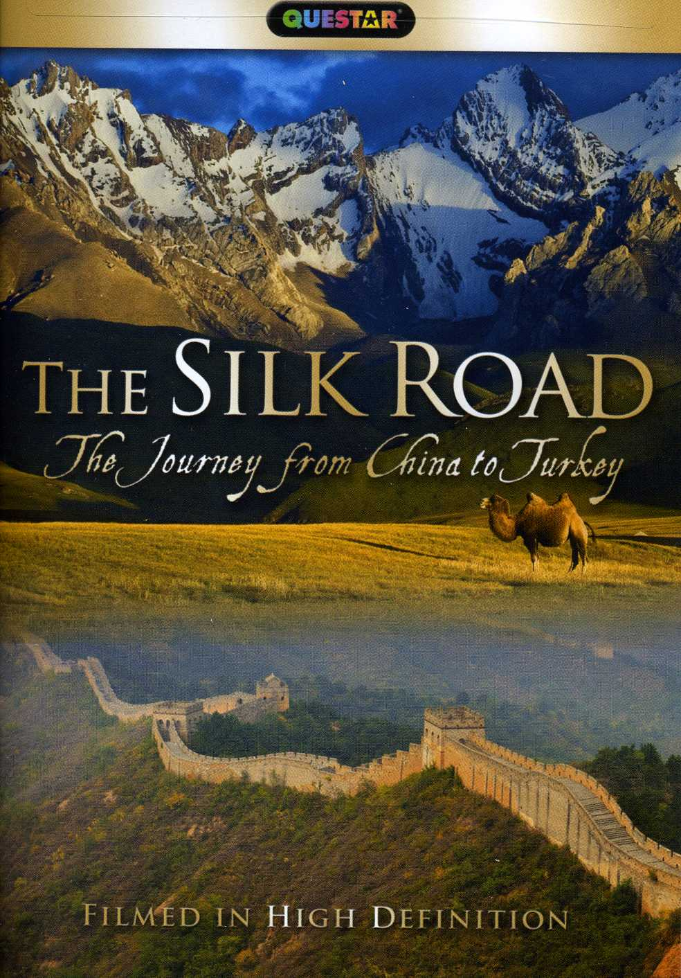 The Silk Road: The Journey from China to Turkey (DVD)