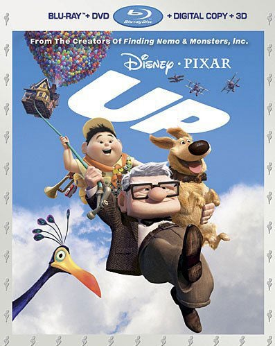 Up - Ultimate Collector's Edition (Blu-ray 3D / Blu-ray / DVD)