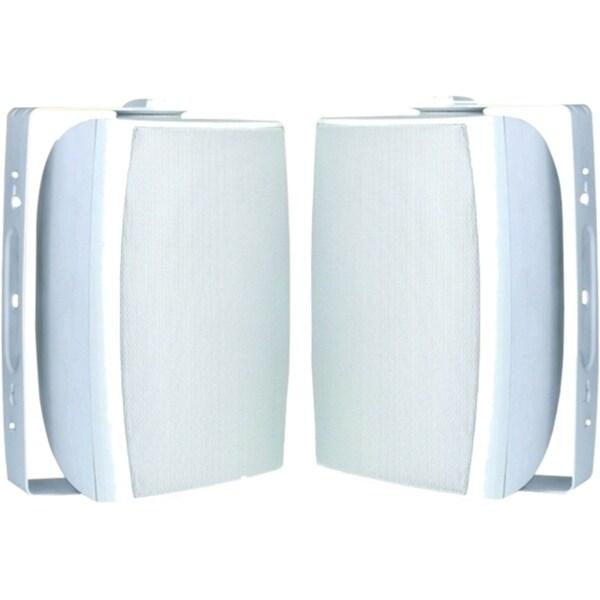 New Wave Audio OS-550 60 W RMS - 120 W PMPO Indoor/Outdoor Speaker -