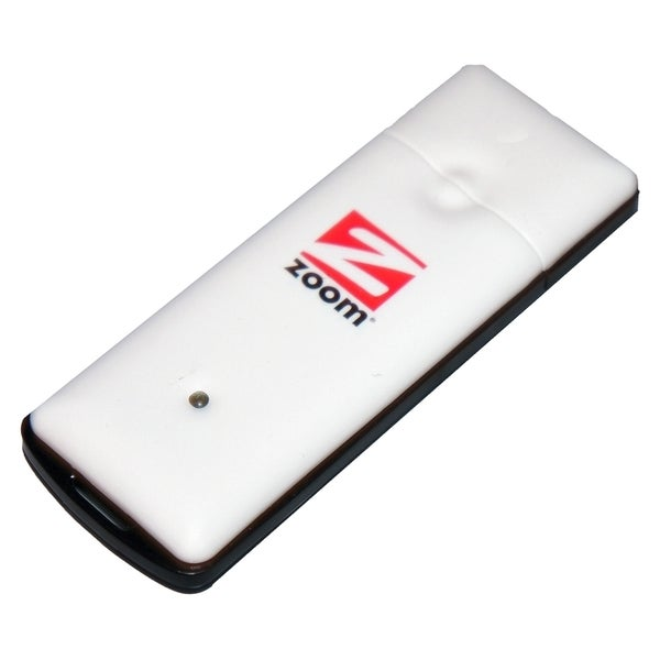 Zoom 7.2 Mbps 3G+ Unlocked USB Modem for AT&T and other GSM Services
