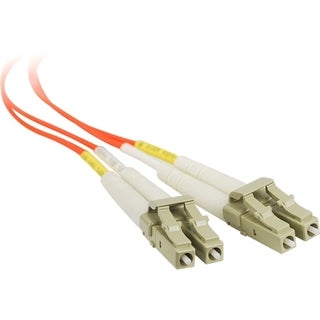 SIIG 1m Multimode 50/125 Duplex Fiber Patch Cable LC/LC