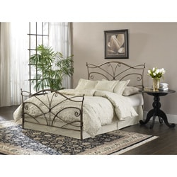 Papillon King Size Bed with Frame