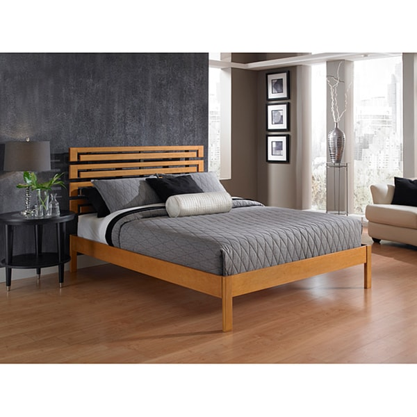 Akita Full Size Platform Bed