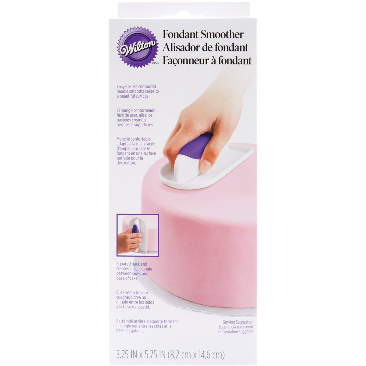 Decorate Smart Fondant Smoother