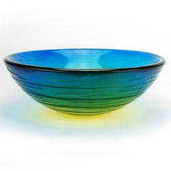 Fontaine Wishing Well Glass Vessel Sink - Thumbnail 1