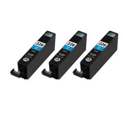 Canon CLI226C CLI 226 Compatible Cyan Ink Cartridge (3 Pack)