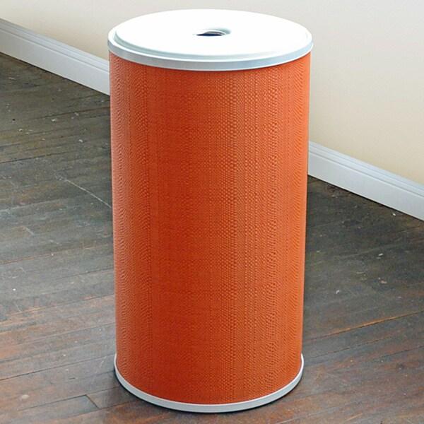 1530 LaMont Home Brights Round Tangerine Hamper