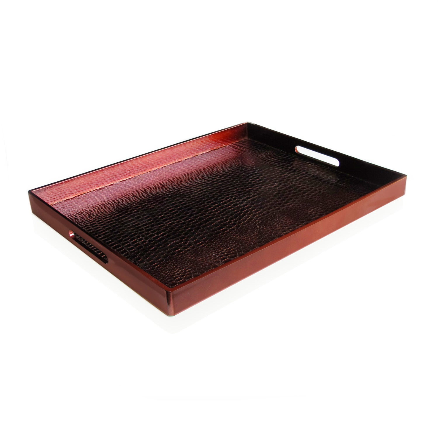 ChargeIt! by Jay Alligator Rectangular Tray