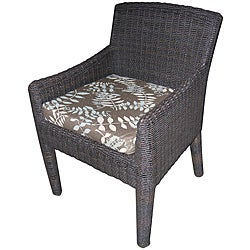 Outdoor Bay Harbor Arm Dining Chair