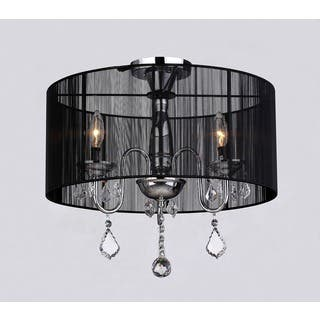 Warehouse of Tiffany Round Satin Crystal Chandelier https://ak1.ostkcdn.com/images/products/6731471/P14278300.jpg?impolicy=medium