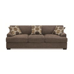 Ash Slate Linen Sofa