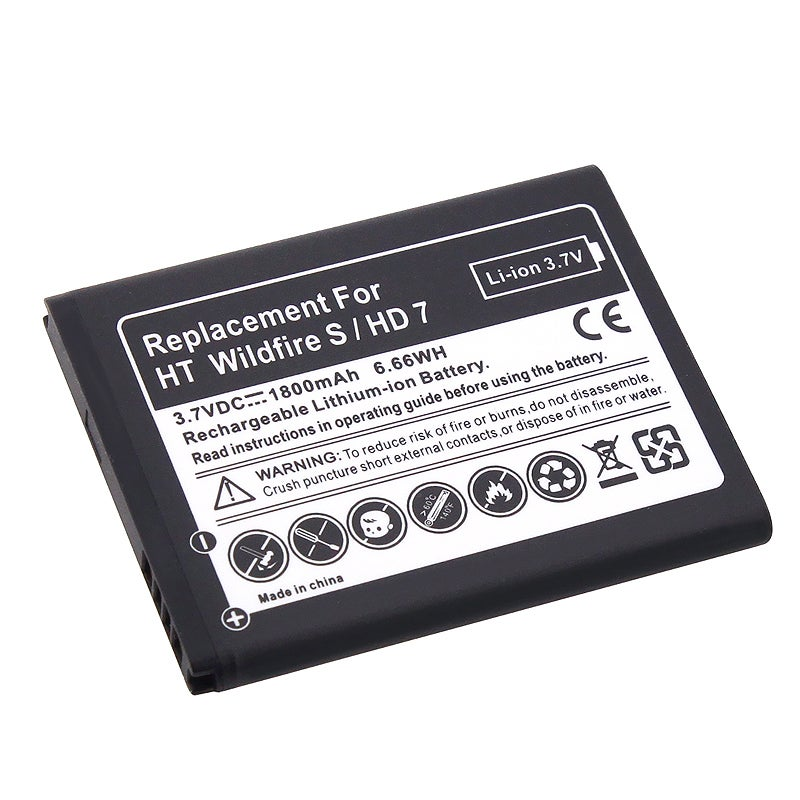 INSTEN Compatible Li-Ion Battery for HTC Wildfire S