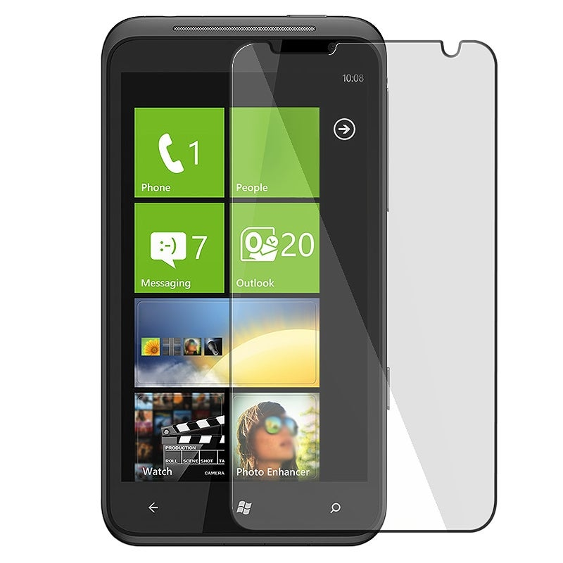 INSTEN Clear Screen Protector for HTC Titan