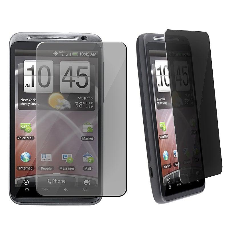 INSTEN Privacy Filter for HTC ThunderBolt 4G