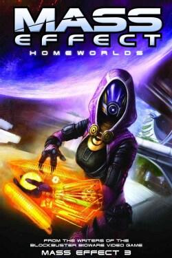 Mass Effect 4: Homeworlds (Paperback)