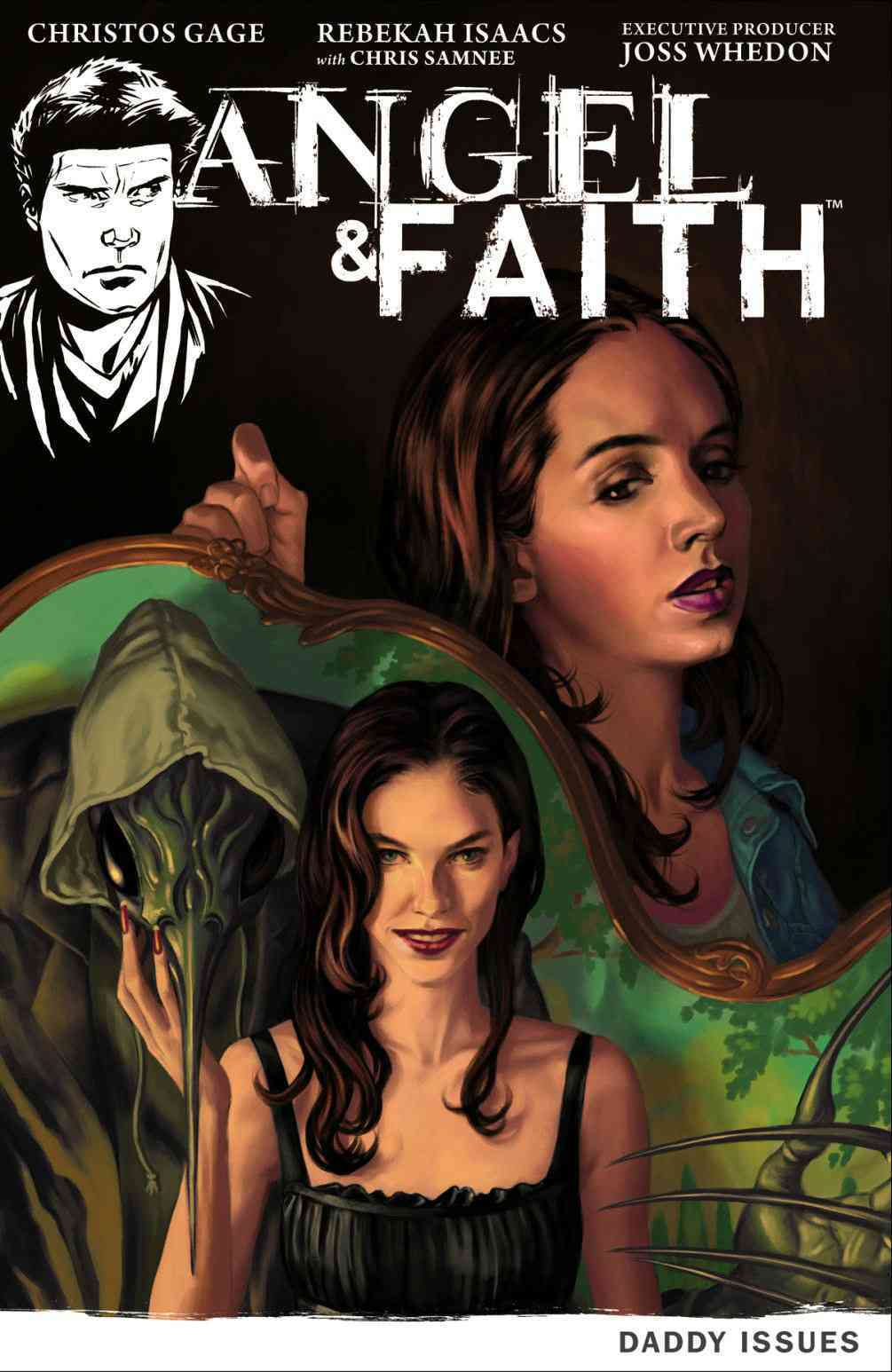Angel & Faith 2: Daddy Issues (Paperback)