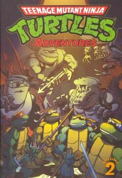 Teenage Mutant Ninja Turtles Adventures 2 (Paperback)