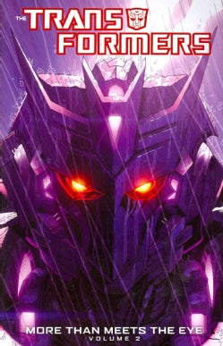 The Transformers More Than Meets the Eye 2 (Paperback)