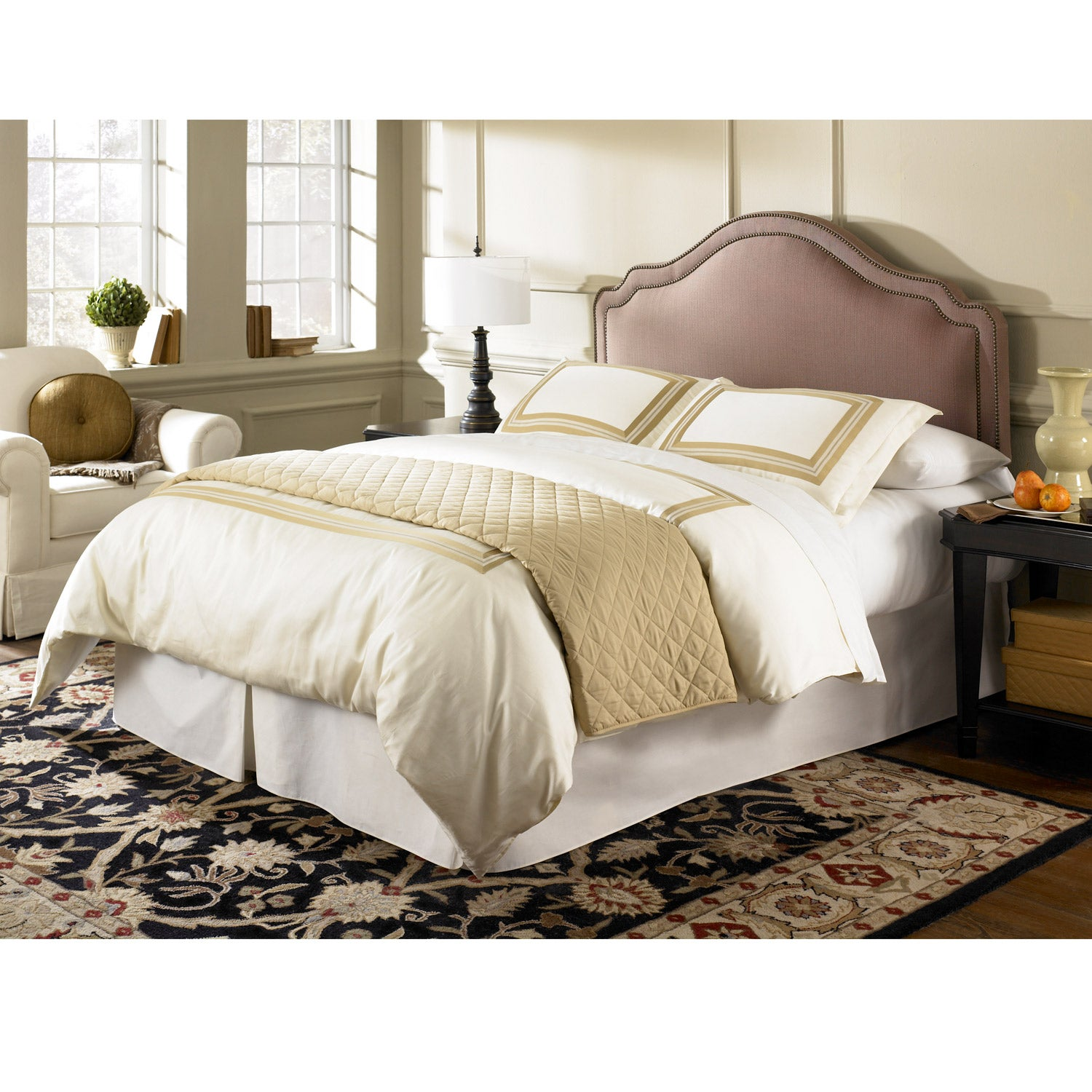 Fashion Bed Saint Marie King/Cal King Upholstered Headboard