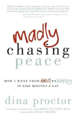 Madly Chasing Peace: How I Went from Hell to Happy in Nine Minutes a Day (Paperback)