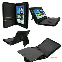 rooCASE Executive Leather Case Cover for Samsung GALAXY Tab 2 10.1