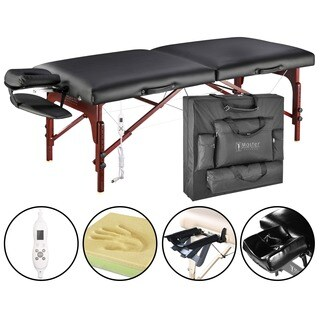 Master Massage Montclair Pro Package Therma-Top 31-inch Massage Table