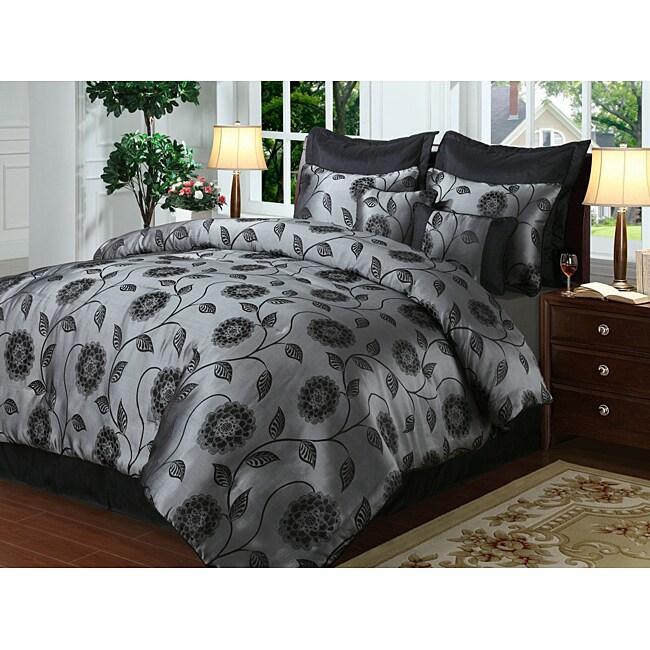 Voltaire 8-piece Comforter Set
