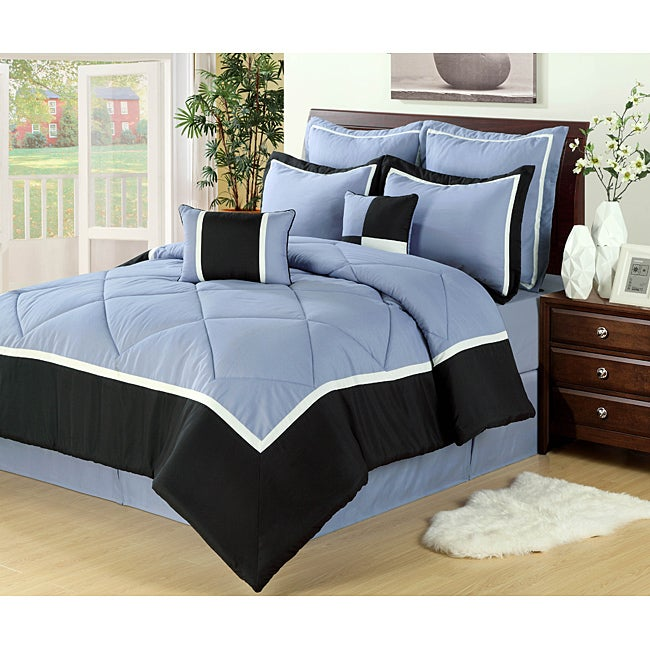 Hutton 8-piece Comforter Set