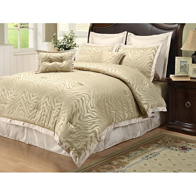 Chamberly 8-piece Comforter Set