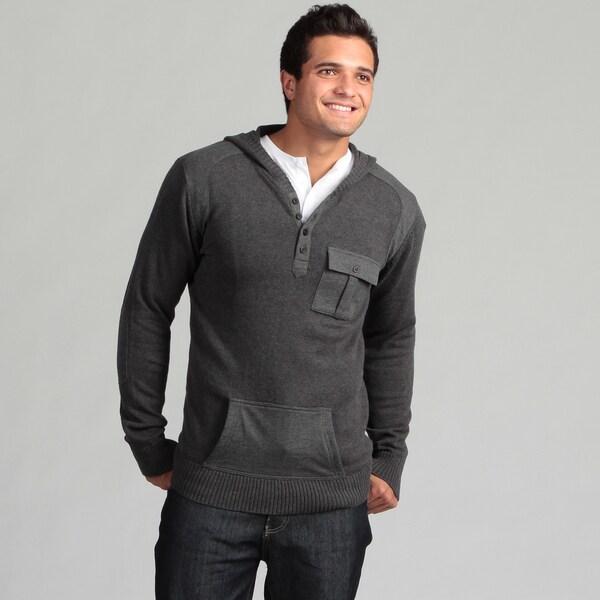 Civil Society Men's Heather Dark Grey Sweater
