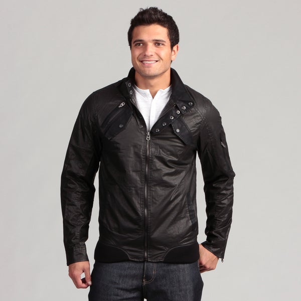 Civil Society Men's Black 5-pocket Jacket FINAL SALE
