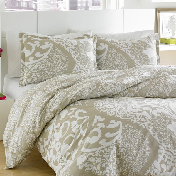City Scene Medley 3-piece Comforter Set