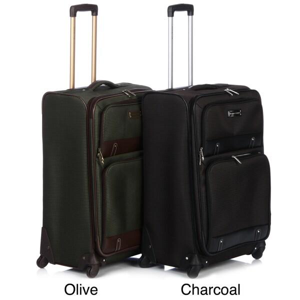 Bill Blass 'Classics' 27-inch Expandable Suitcase