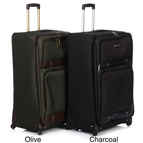 Bill Blass 'Classics' 31-inch Expandable Suitcase