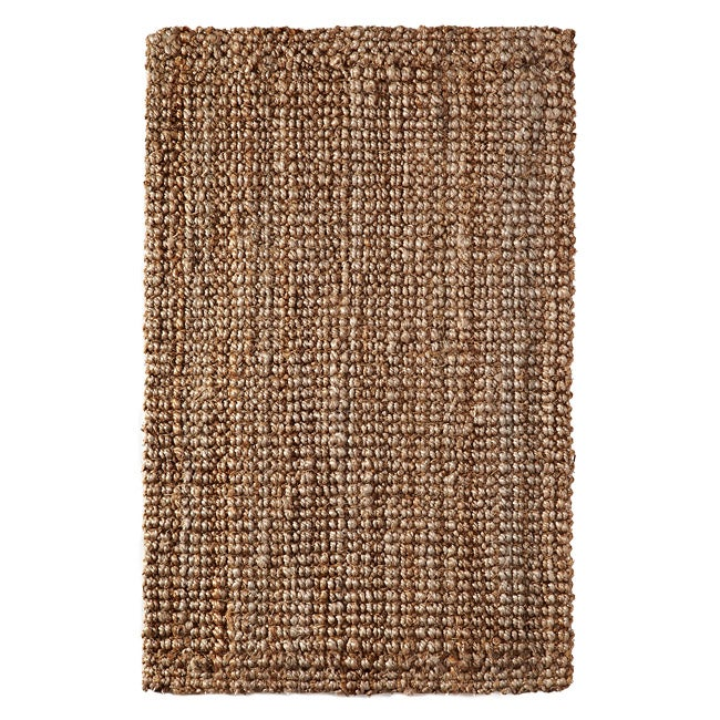 Celebration Handspun Jute Rug (4' x 6') - Thumbnail 0