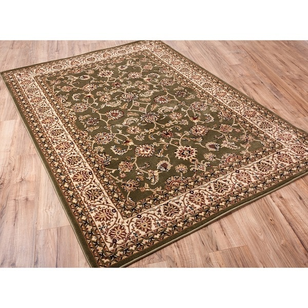 "Well Woven Ariana Palace Green Area Rug - 9'3"" x 12'6"""