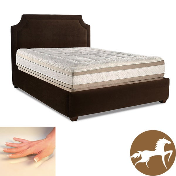 Spinal Response Dreamy 14.5-inch King-size Memory Foam Mattress