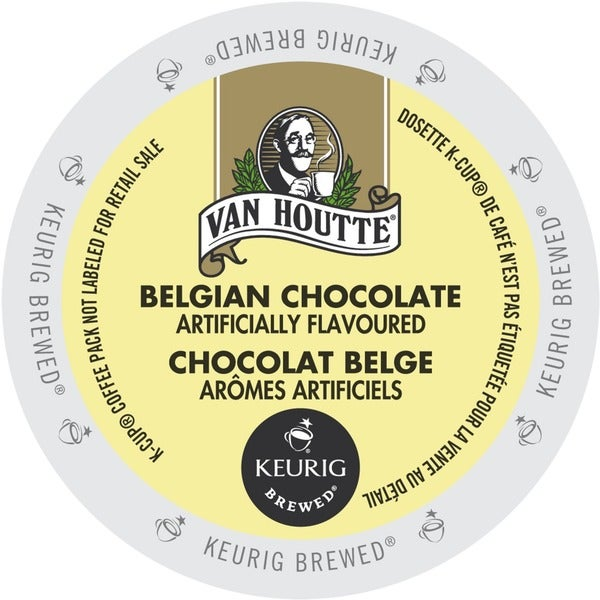 Shop Van Houtte Belgian Chocolate Coffee K Cups For Keurig