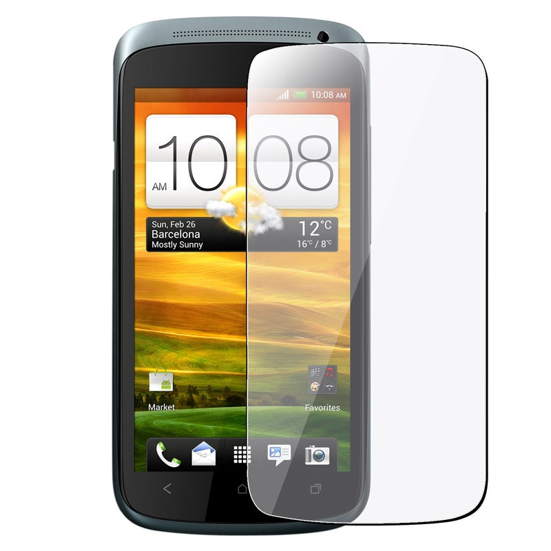 INSTEN Clear Screen Protector for HTC One S