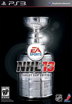 PS3 - NHL 13 Stanley Cup Collectors Edition