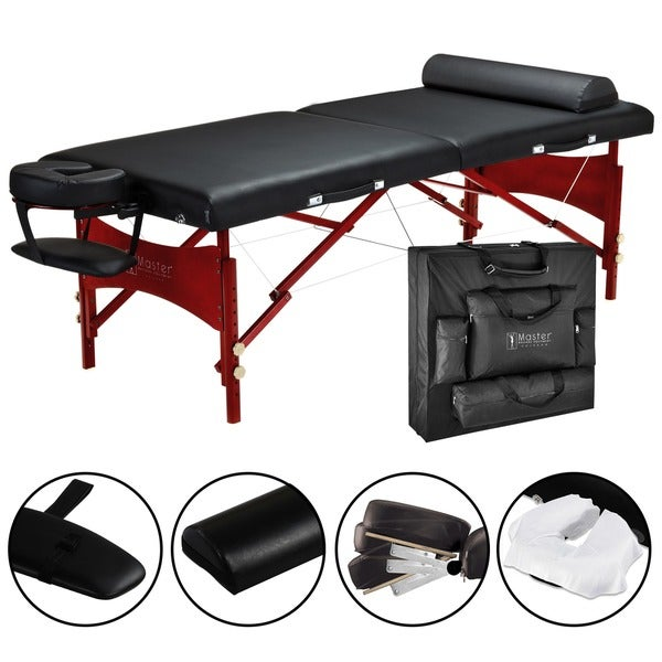 Shop Master Massage 30 Inch Roma Lx Package Massage Table